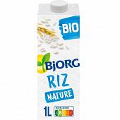 Bjorg boisson nature de riz 1l