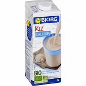 Bjorg boisson riz calcium 1l