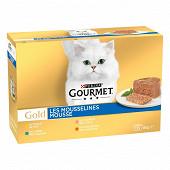 Gourmet gold les mousselines 12 x 85g
