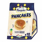 Brioche Pasquier pancakes x10 350g