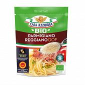 Casa Azzura parmigiano reggiano aop bio râpé doypack 50g