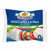 Casa Azzurra mozzarella de vache cylindre 250g