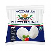 Casa azzurra mozzarella di latte di bufala 125g