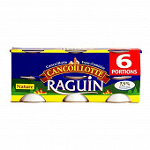 Raguin cancoillotte nature 6x30g