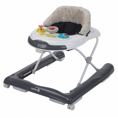 Trotteur bolid warm grey Safety 1ST