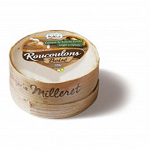 Fromagerie Milleret Roucoulons boisé 28% mg 300g