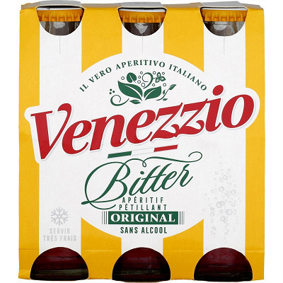 Venezzio Bitter Venezzio bitter 6x10cl