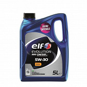 Elf évolution 9005w30 essence 5l