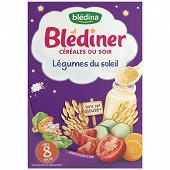 Bledina blédiner céréales légumes du soleil 8 mois 240g