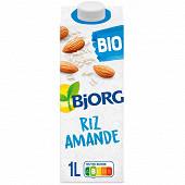 Bjorg boisson riz amande 1l