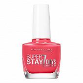 Gemey Maybelline vernis à ongles Tenue&strong N°490 rose salsa NU