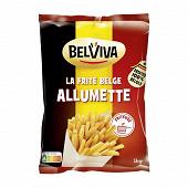 Belviva frites allumettes 1kg