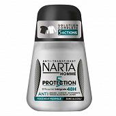 Narta Déodorant à Bille Homme Protection 5 50ml