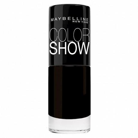 Colorshow vernis à ongles N°677 blackout NU
