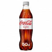 Coca-Cola light pet 50cl