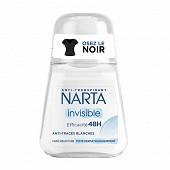 Narta femme deodorant bille invisible 50ml