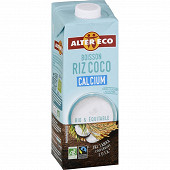 Alter Eco boisson riz coco 1l