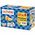 Lustucru macaroni aux oeufs 250g lot de 4