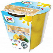 Dole Ananas tropical gold morceaux et jus 198g