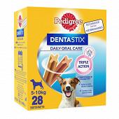 Pedigree dentastix petits chiens 440g