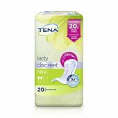 Tena lady discreet serviette mini x20