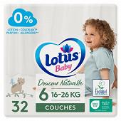Lotus baby douce natur 32 culot t6