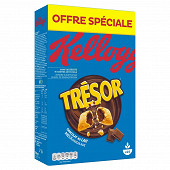 Kellogg's trésor chocolat au lait 750g