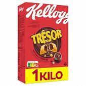 Kellogg's tresor chocolat noisettes 1kg