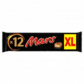 Mars barre chocolat caramel x12 540g