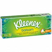 Kleenex balsam etuis x10