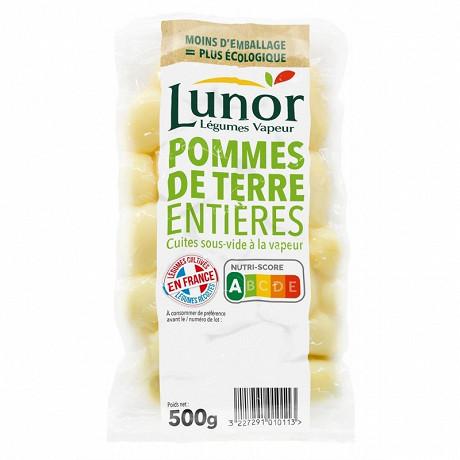 Lunor pommes de terre entières 500g