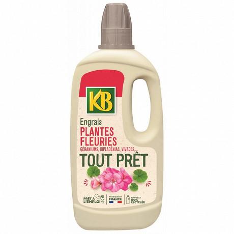 Engrais tout pret plantes fleuries 1l