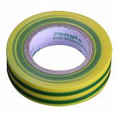 Prodelect ruban adhesif vert jaune 10mm x 15mm