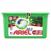 Ariel all-in-1 pods detergent ultra 31ct