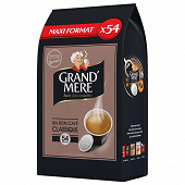 Grand mere cafe dosette classique x54 356g