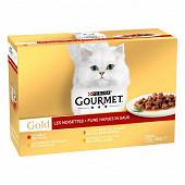 Gourmet gold noisettes 12x85g