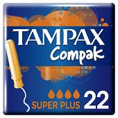 Tampax compak super + x22
