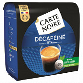 Carte Noire décaféiné n°5 type senséo x36 250g