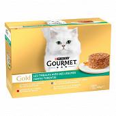 Gourmet gold les timbales 12 x 85g