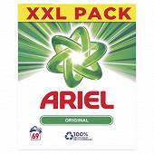 Ariel poudre détergent original 69d 4.485kg