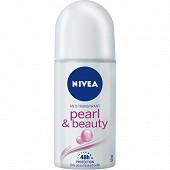 Nivéa déodorant bille femme pearl & beauty 50ml