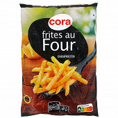 Cora frites au four 1kg