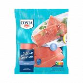 Costa filet de saumon sauvage msc 500g