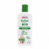 Gel lavant intime bio hydratant 200ml