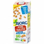 Bjorg boisson avoine toastée 1l