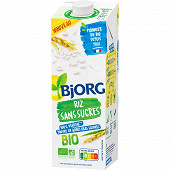 Bjorg boisson de riz sans sucres 1l
