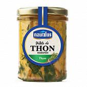 Nautilus filets de thon au thym bocal 135 g