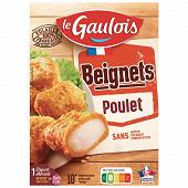 Le gaulois beignets de poulet x10 200g
