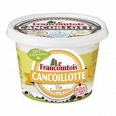 Le Francomtois cancoillotte savagnin pot 250g