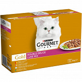 Gourmet gold double délice 12 x 85g